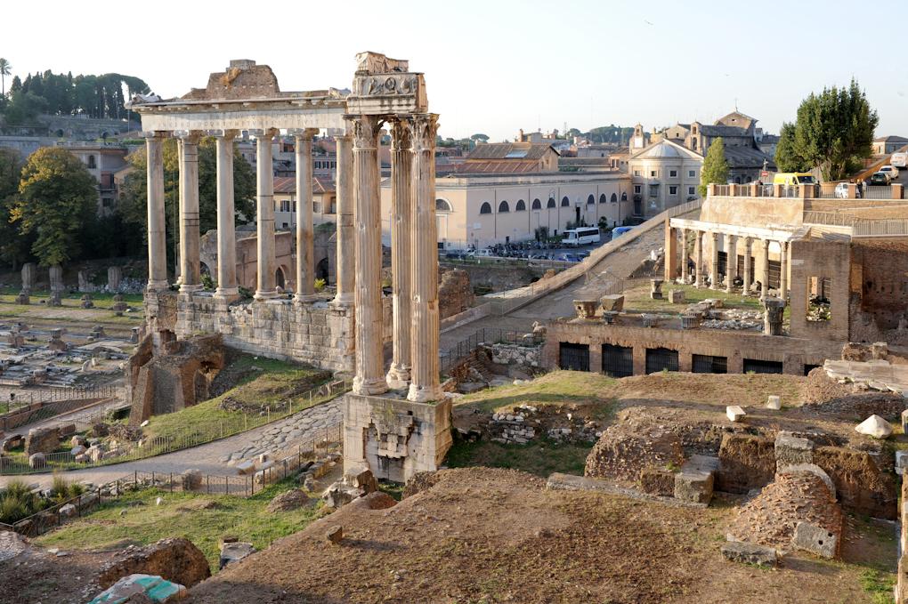 Roma fori romani XXII assemblea IJBG